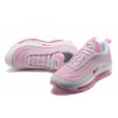 Nike Air Max 97 Femme,air max 97 pour femme,nike air max 97 rose et gris soldes