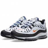 Nike Air Max 98 Homme,nike chaussure blanche,Chaussures De Running Nike Air Max 98 Homme