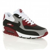 Nike Air Max Terra Ninety Homme,Nike Air Max 90 Homme Rouge Blanc Noir à Vendre Chaussures Pas Cher