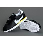 Nike Cortez enfants,Acheter ekd3c8 mt9nc basket nike cortez enfant blanc et noir
