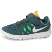 Nike Free 5.0 enfants,Nike FREE 5.0 ENFANT BLEU PETROLE Chaussures Chaussures Chausport