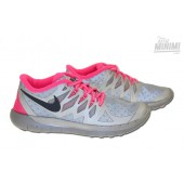 Nike Free 5.0 enfants,Nike Free 5.0 Flash Chaussures enfant du 36 au 40 Rose