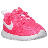 Nike Roshe Run enfants,Chaussure Nike Roshe Run pour Bébé/Très petit enfant Hyper Rose