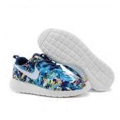 Nike Roshe Run enfants,chaussures femme nike roshe run palmier bleu