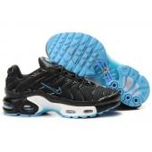 Nike TN Femme,TN 91, Chaussures Nike TN femme Pas cher Noir et Bleu, TN 95