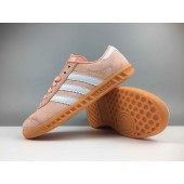 adidas hamburg femme,Femme Adidas Hamburg Leather X Germany Rose Formateurs vendre