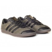 adidas hamburg homme,Chaussures Adidas Hamburg Homme Jungle Vert/Noir Textile france