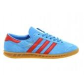 adidas hamburg homme,Adidas Homme | Hamburg Couleur: Solar Bleu Rouge,Model#11617 157