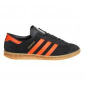 adidas hamburg homme,France Chaussures Adidas Homme Hamburg Noir Orange Gum,Homme
