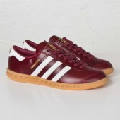adidas hamburg homme,Adidas Baskets Hamburg Made In Germany Homme collegiate bordeaux