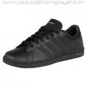 adidas neo daily team femme,mmmp695e6ykd Noires/Rouge Femme Adidas Neo Daily Mid Top Junior