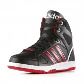 adidas neo daily team homme,ADIDAS NEO Baskets Hoops Team Chaussures Homme homme Noir, rouge