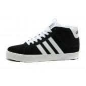 adidas neo femme,Hot Toys adidas néo milieu mens q38622 formateurs noir et blanc fr