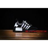 adidas nmd enfants,Adidas Originals Enfant Chaussures NMD Noir/Rose 1610280379 Adidas