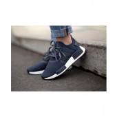 adidas nmd r1 femme,Variété adidas NMD R1 W chaussures bleu SO49794701 Baskets