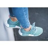 adidas nmd r1 homme,ADIDAS NMD R1 Chaussures En Ligne Vert/Acier À Vapeur Rose/Acier