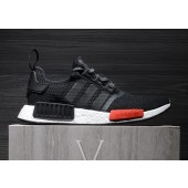adidas nmd r1 homme,Adidas NMD R1 Chaussures En Ligne Noir/Rouge/Blanc
