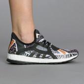 adidas pure boost femme,Baskets Femme Adidas Pureboost X | Noir/Noir/Orange,Chaussure