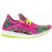 adidas pure boost femme,adidas Pure Boost X Femme Rose / Verte