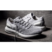 adidas pure boost homme,adidas Pure Boost Primeknit Grey Blanche | Sneakers | Pinterest