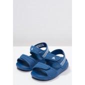 adidas sandals enfants,& Tongs Adidas Performance Akwah 9 Enfant Bleu/Blanc 4677