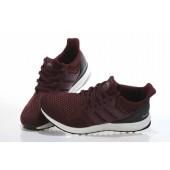 adidas ultra boost femme,Adidas Ultra Boost Rouge/Noir Femme