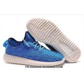 adidas yeezy boost 350 homme,En Discount 2016 Adidas Yeezy Boost 350 Homme Bleu Blanc