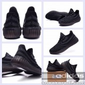 adidas yeezy boost 550 femme,Chaussures Adidas Yeezy Boost 550 Femme Tout Noir Promotion