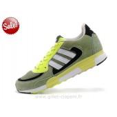 adidas zx 850 homme,Adidas ZX 850 Homme Vert Et Blanc Zx Trainer