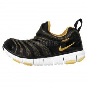 nike dynamo free toddler,Nike Dynamo Free PS Noir Gold Preschool 2015 Boys Kids Running