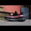 adidas yeezy boost 350 v2 femme,Femme/Homme Blcak/Chaud Rose chaussures Adidas Yeezy Boost 350 v2
