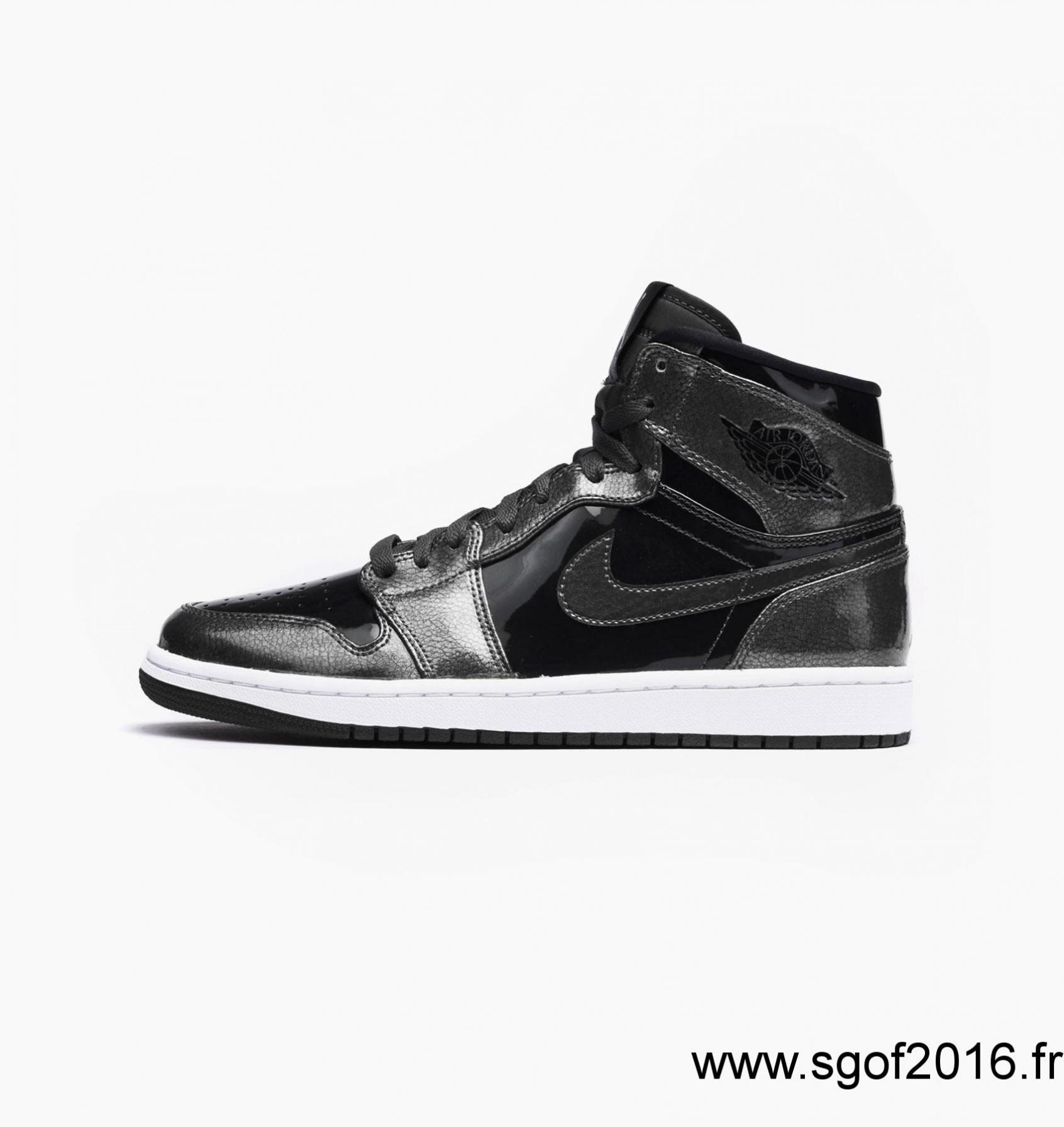 Jordan 1 enfants, France Jordan Enfants Air Jordan 1 Retro High Bg Chaussures/Sneakers Taille  28,29
