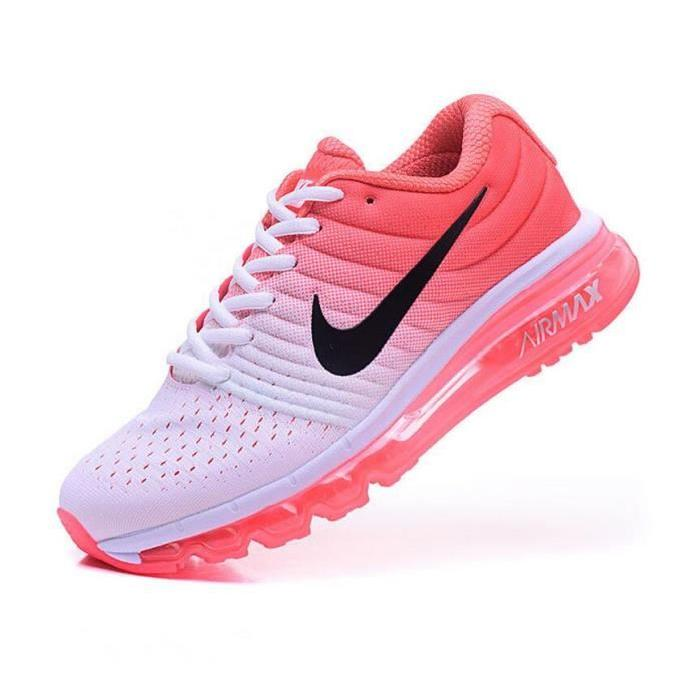 Nike Air Max 2017 Femme, BASKET NIKE AIR MAX 2017 BASKETS CHAUSSURES DE SPORT FEMM