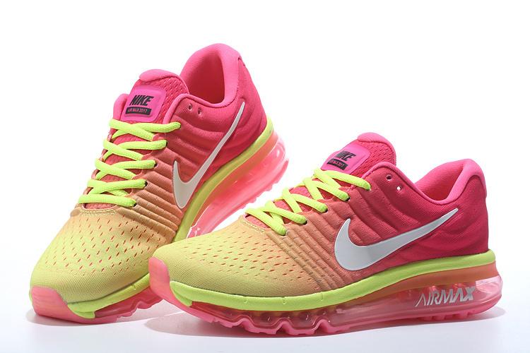 meilleur service 1573b 26bc0 Soldes Chaussures Nike Air Max 2017 Femme Pas Cher,Achat ...