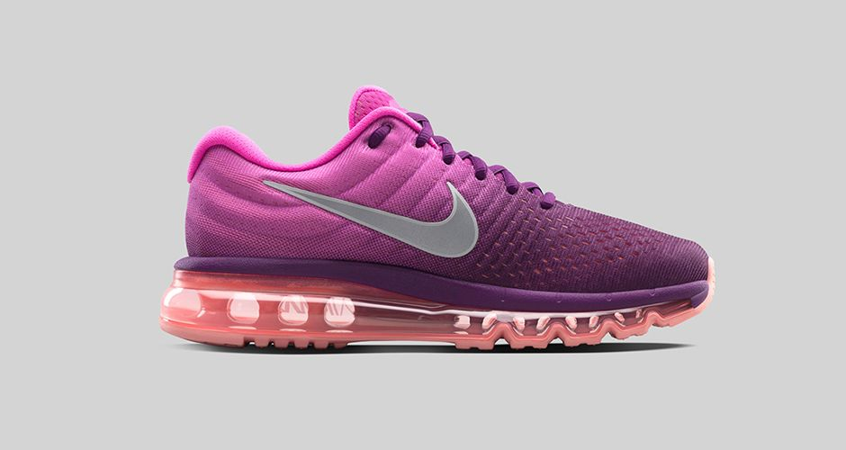 Nike Air Max 2017 Femme, Nike WMNS Air Max 2017 Grape