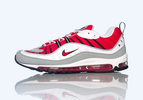 Nike Air Max 98 Femme, Air Max 98 Nike Femme-Chaussures Release Supreme Boutique Running