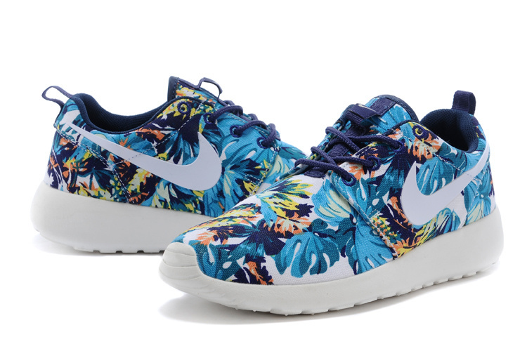 Nike Roshe Run enfants, nike roshe run enfant bleu
