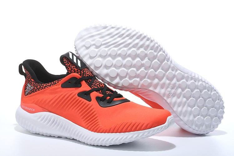 adidas alphabounce homme, chaussure adidas alphabounce 330 homme leopard orange blanc