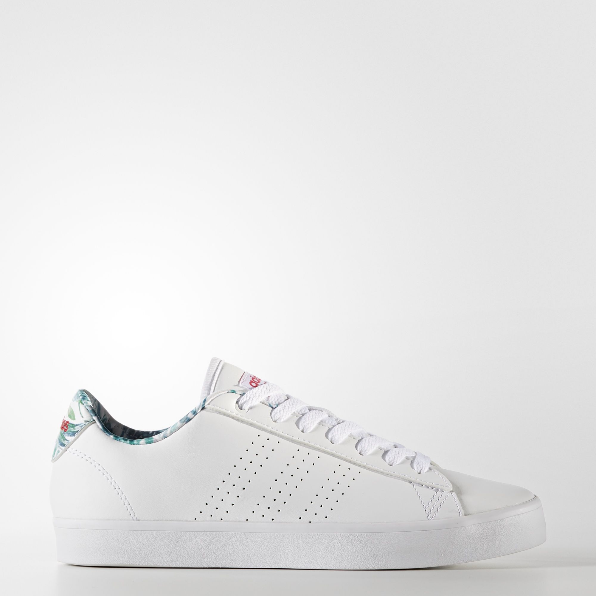 adidas cloudfoam femme, adidas - Chaussure Cloudfoam Daily QT Clean Footwear White/Energy Pink  CG5756