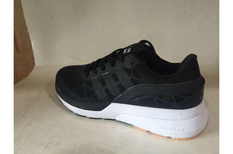 soldes chaussures adidas cloudfoam homme pas cher achat vente neo qt racer. Black Bedroom Furniture Sets. Home Design Ideas