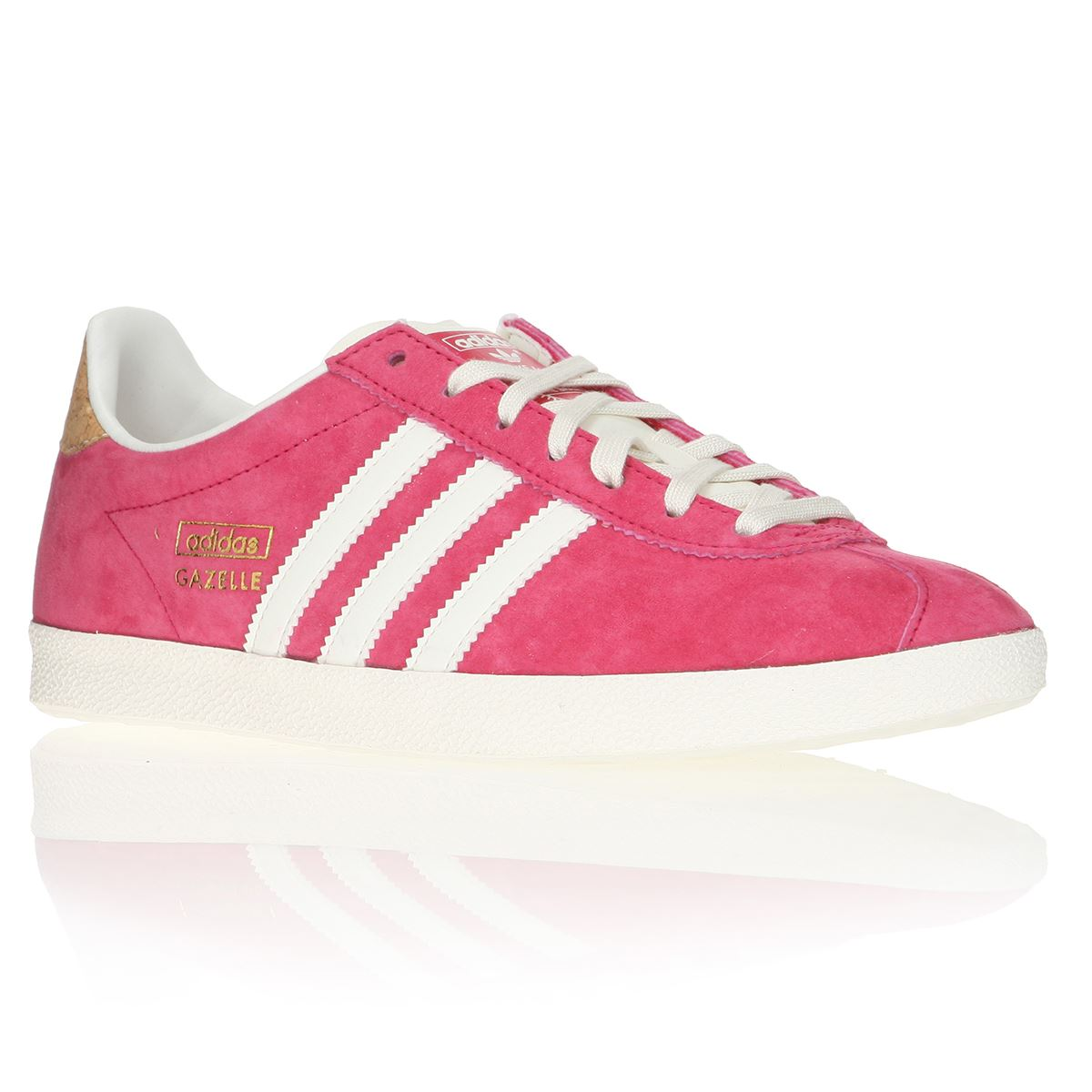 basket gazelle adidas rose