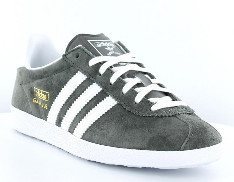 adidas gazelle og gris pas cher. Black Bedroom Furniture Sets. Home Design Ideas