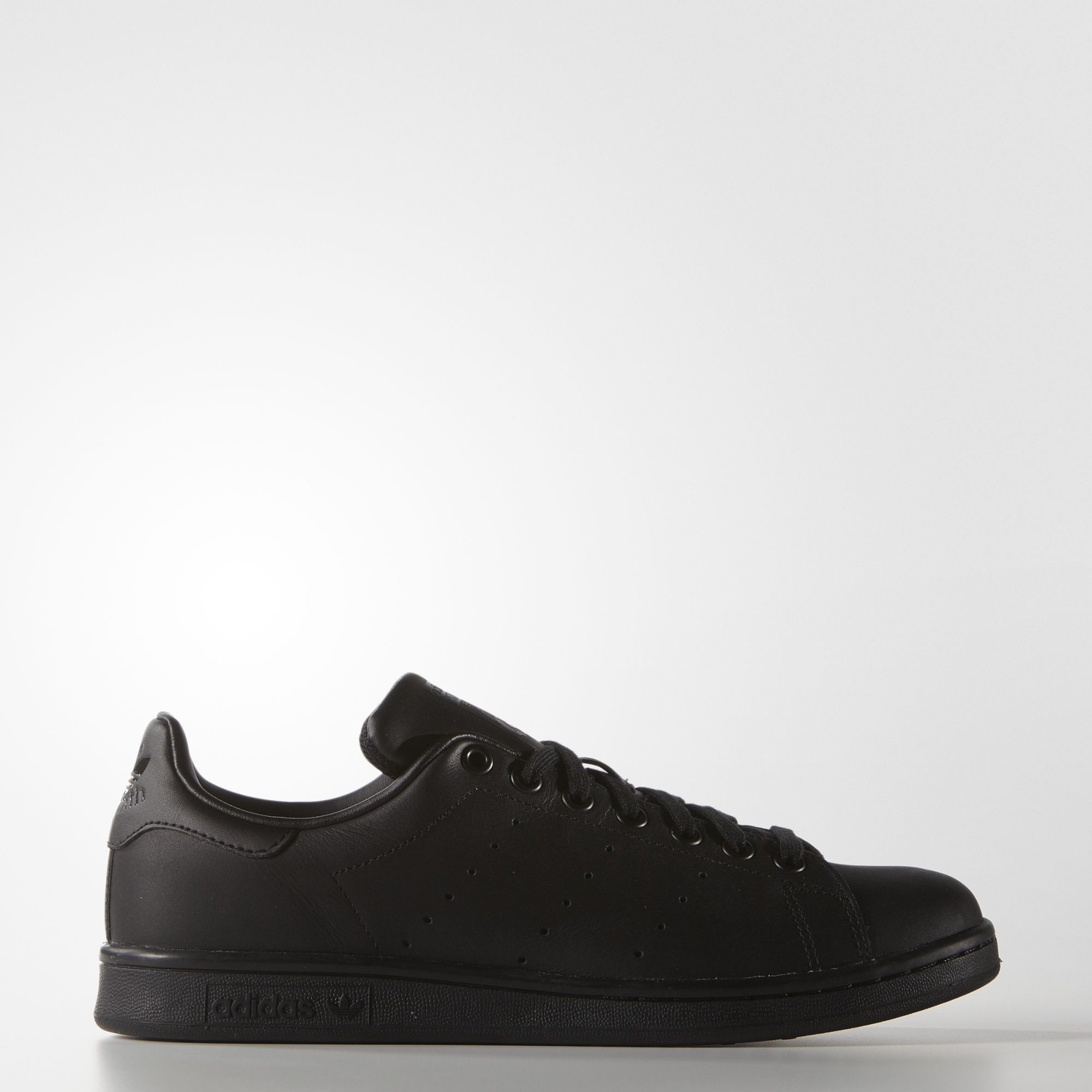 adidas stan smith homme, adidas - Chaussure Stan Smith Core Black M20327