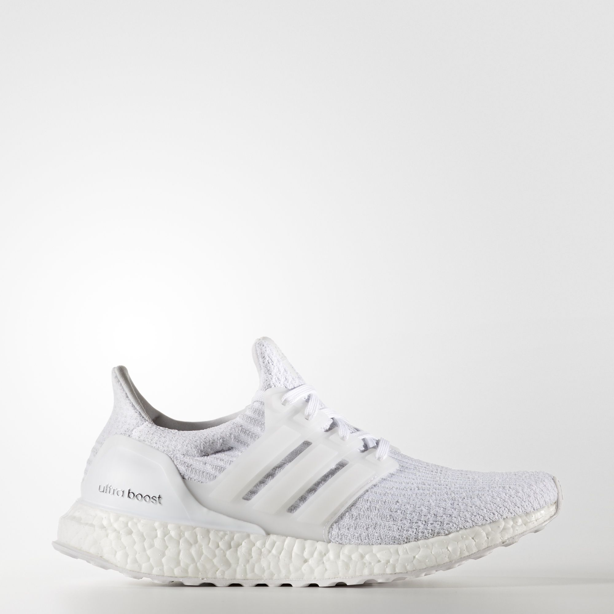 adidas ultra boost femme, adidas - Chaussure Ultra Boost Footwear White/Crystal White BA7686