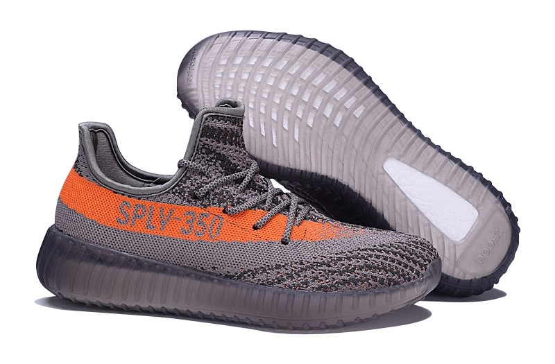 adidas yeezy boost 350 v2 homme, Meilleur Prix Adidas Yeezy Boost 350 V2 Steeple Grise/Solar Orange - Homme/Femme  Chaussures
