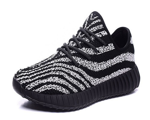 adidas yeezy boost 550 homme, Noir Blanc Adidas Yeezy Boost 550 Homme / Femme Chaussures Casual