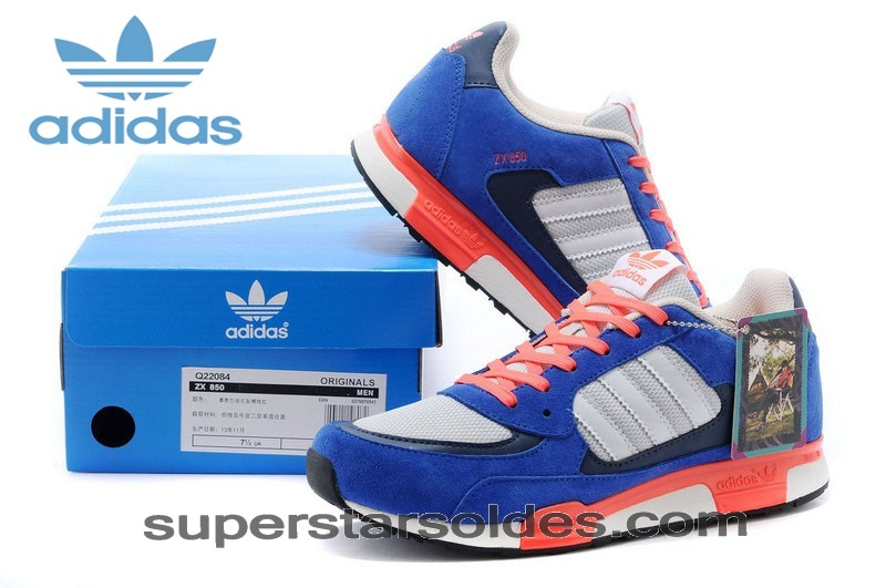 adidas zx 850 homme, ... Prix Favorable Adidas Zx 850 Homme Suède Bleu Blanc Fushia - Prix  Favorable Adidas Zx 850